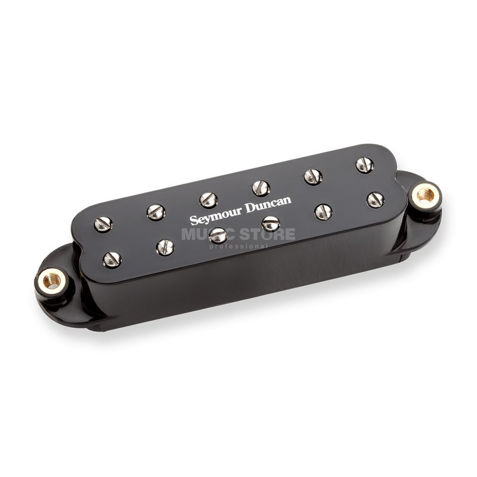 Seymour Duncan SL59-1b Little '59 Strat Bridge Black Produktbild