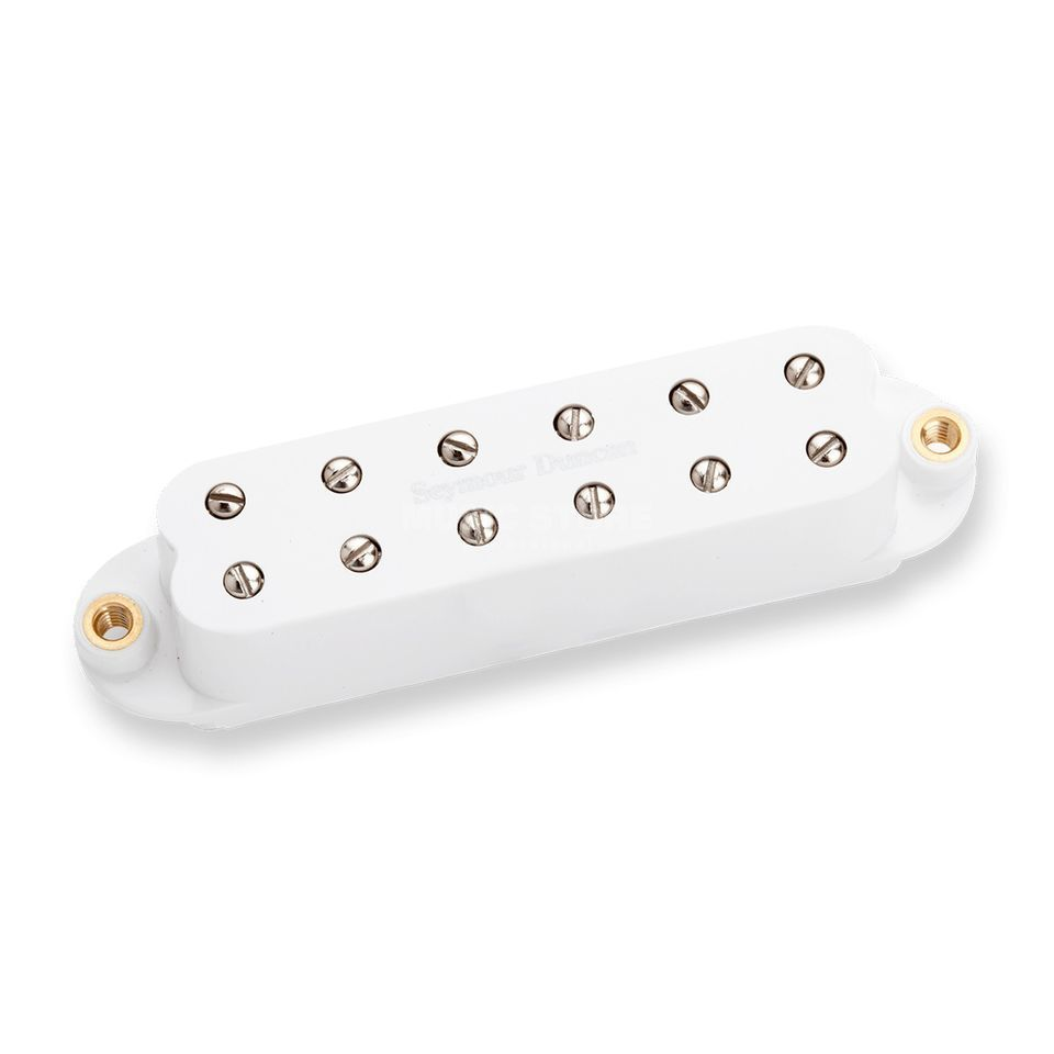 Seymour Duncan SL59-1b Little '59 Strat Bridge White Produktbild