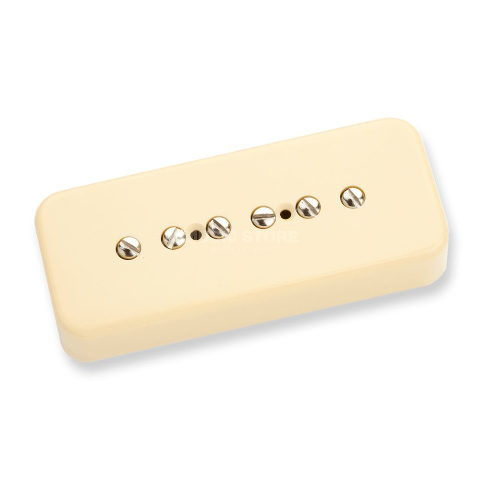 Seymour Duncan SP90-1b Vintage P90 Bridge Cream Produktbild