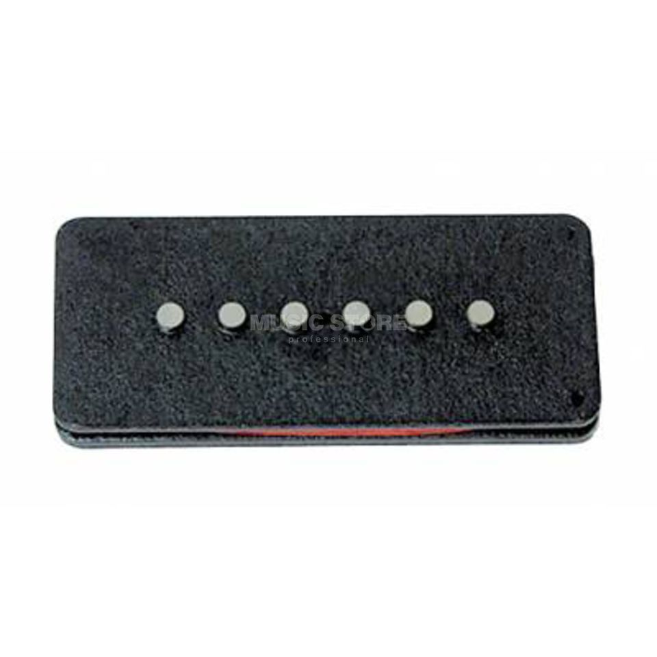 Seymour Duncan SSJM-2B Hot Jazzmaster Bridge Black  2 -phase Produktbillede
