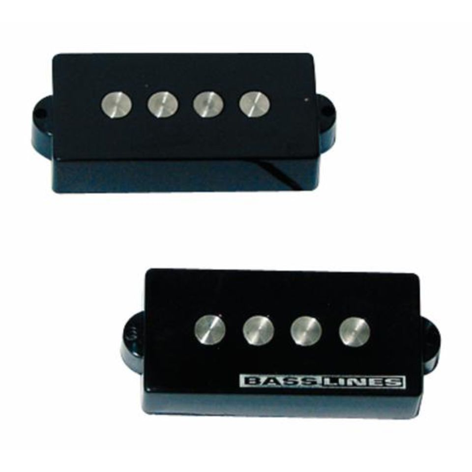 Seymour Duncan SSPB-3 Quarter Pound P-Bass Black 2-phase Product Image