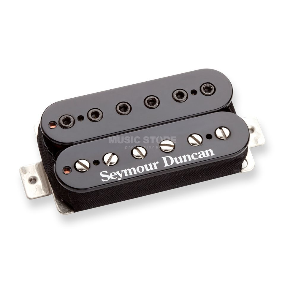 Seymour Duncan STB-12 BLK Screamin Demon Bridge BlackTrembucker 4-phase Produktbillede