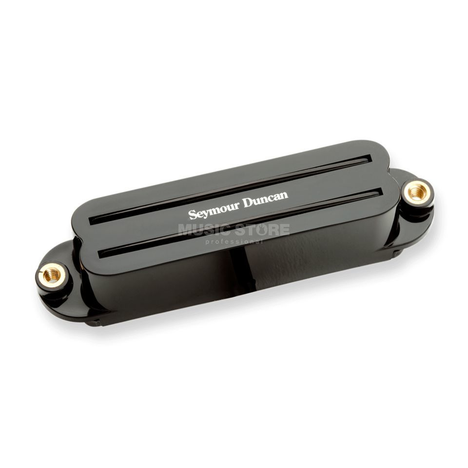 Seymour Duncan Strat Cool Rail Bridge black 4-phase Zdjęcie produktu