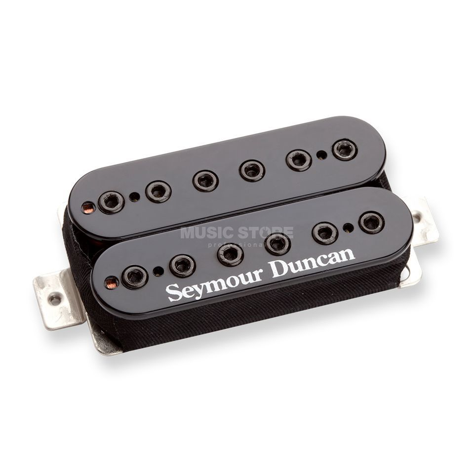 Seymour Duncan TB-10 BLK 4C Full Shred Trembucker Black Produktbild