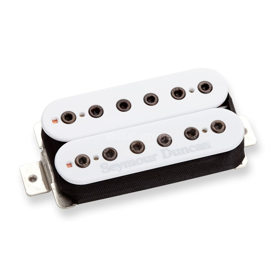 Seymour Duncan TB-10 WHT Full Shred Trembucker White Produktbild