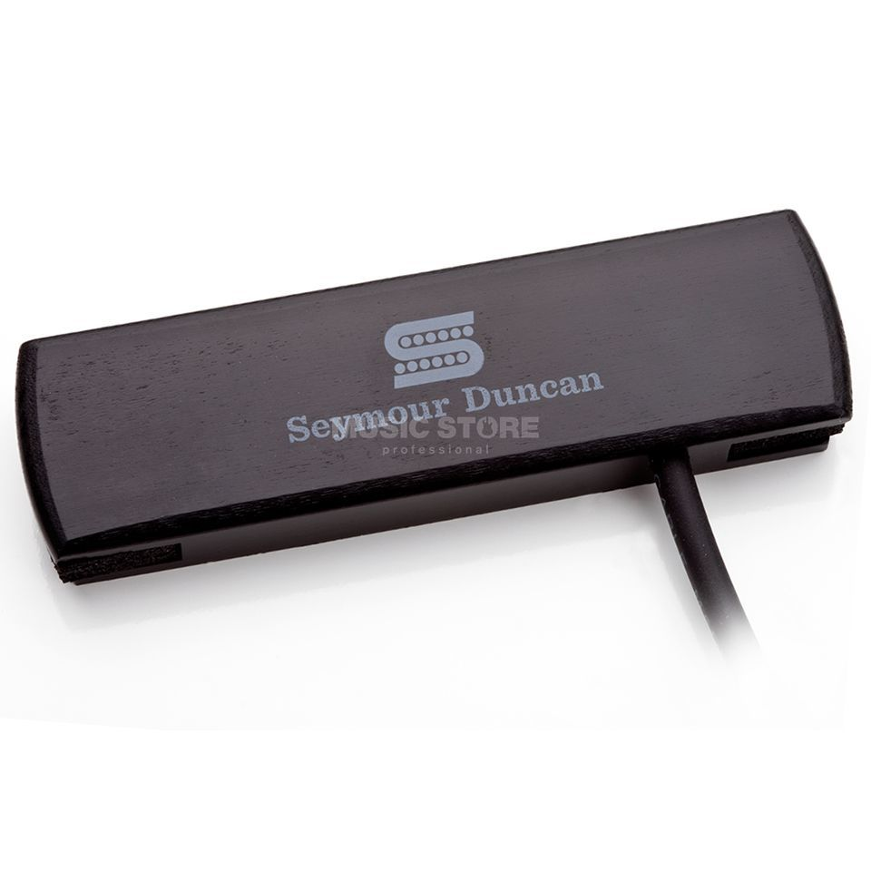 Seymour Duncan Woody Single Coil Wood SA-3SC, Black Produktbillede