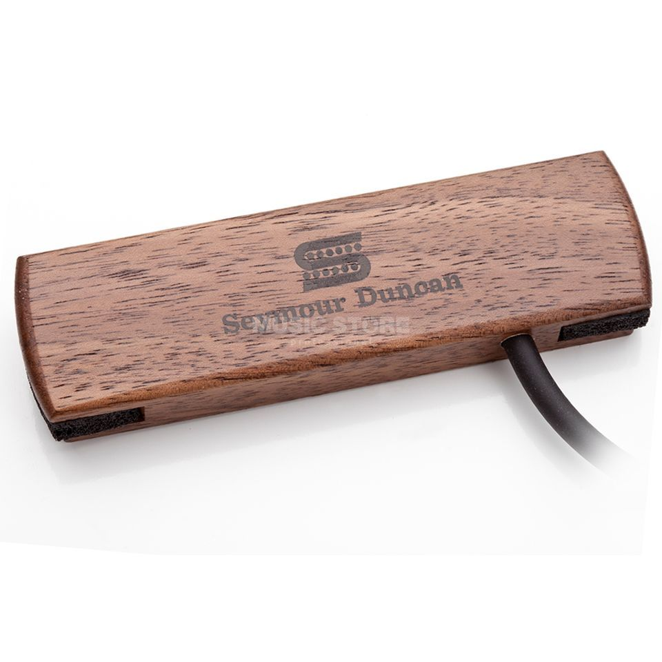 Seymour Duncan Woody Single Coil Wood SA-3SC, Walnut Produktbild