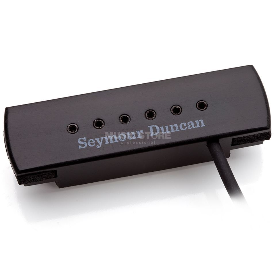 Seymour Duncan Woody XL Wood SA-3XL, Black Produktbild