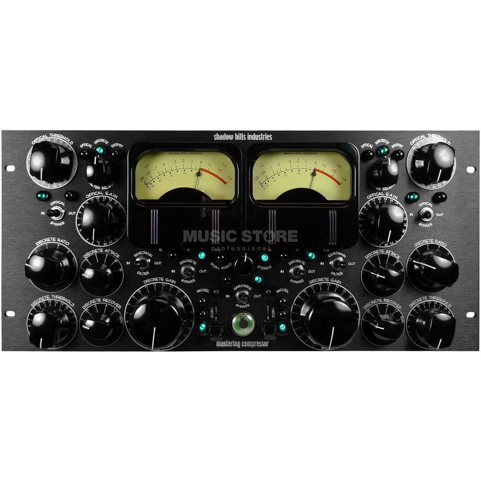 Shadow Hills Industries Mastering Compressor  Produktbild