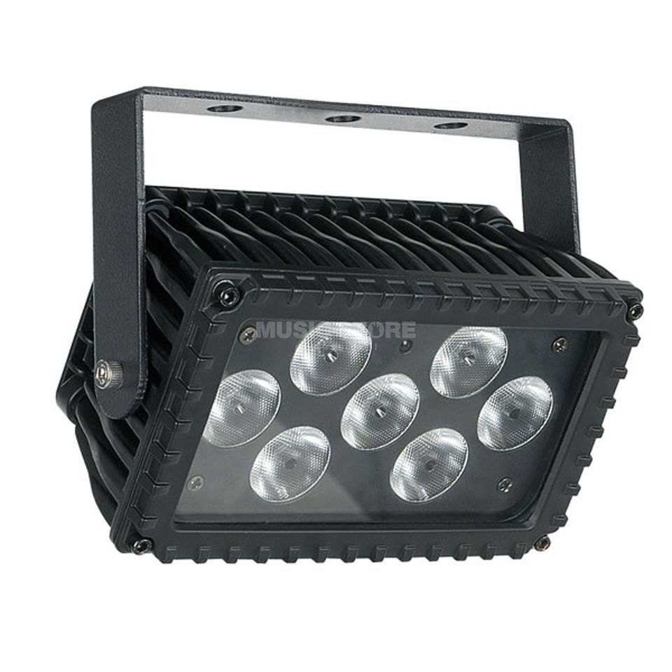 Showtec Cameleon Flood 7RGB IP-65,  7x 3W RGB-LED Produktbild