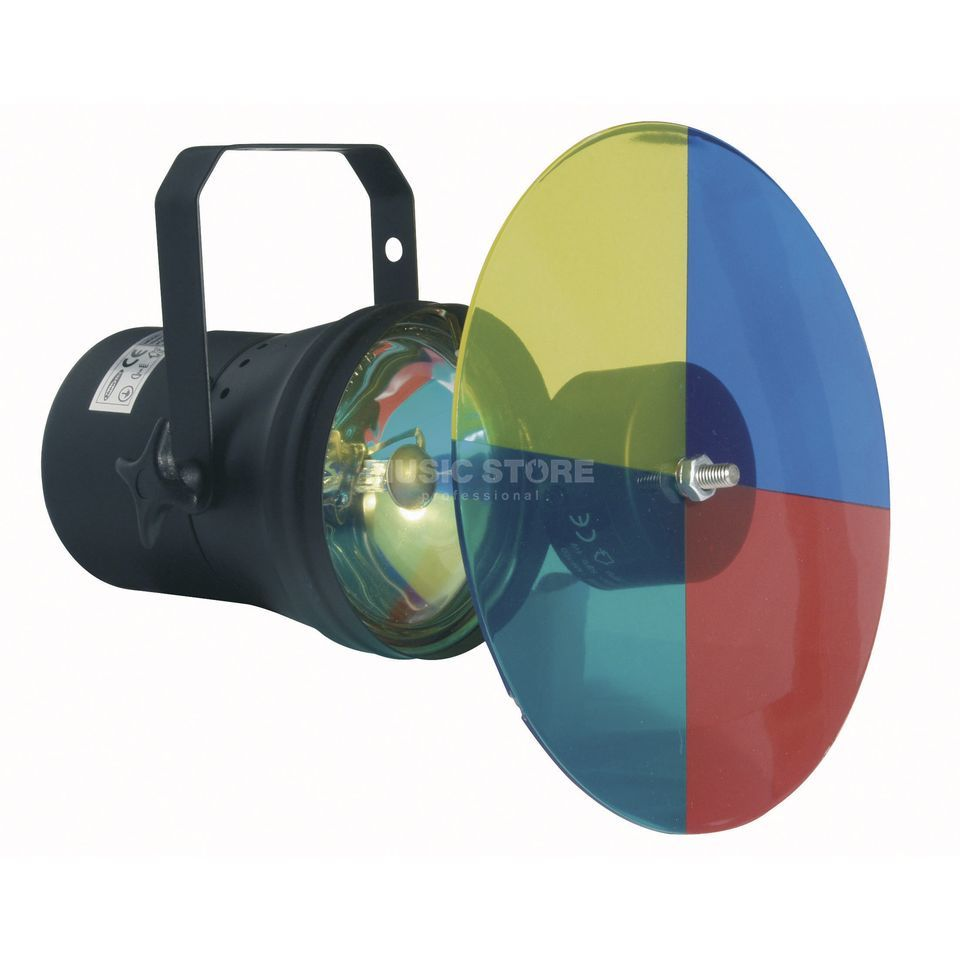 Showtec Colour Changer Set Inkl. Leuchtwithtel Product Image