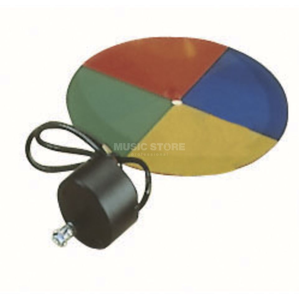 Showtec Colour Wheel with Motor for Mirror Ball Set Produktbillede