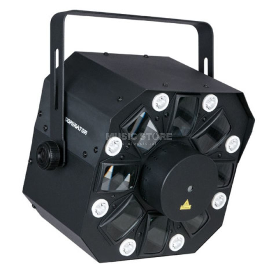 Showtec Dominator 3 in 1 Effekt LED/Strobe/Laser Produktbild