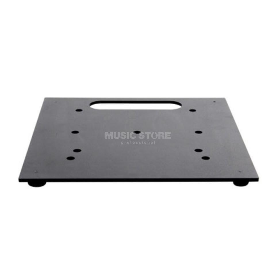 Showtec FX Shot baseplate Platte for max. 4x FX Shoot Produktbillede