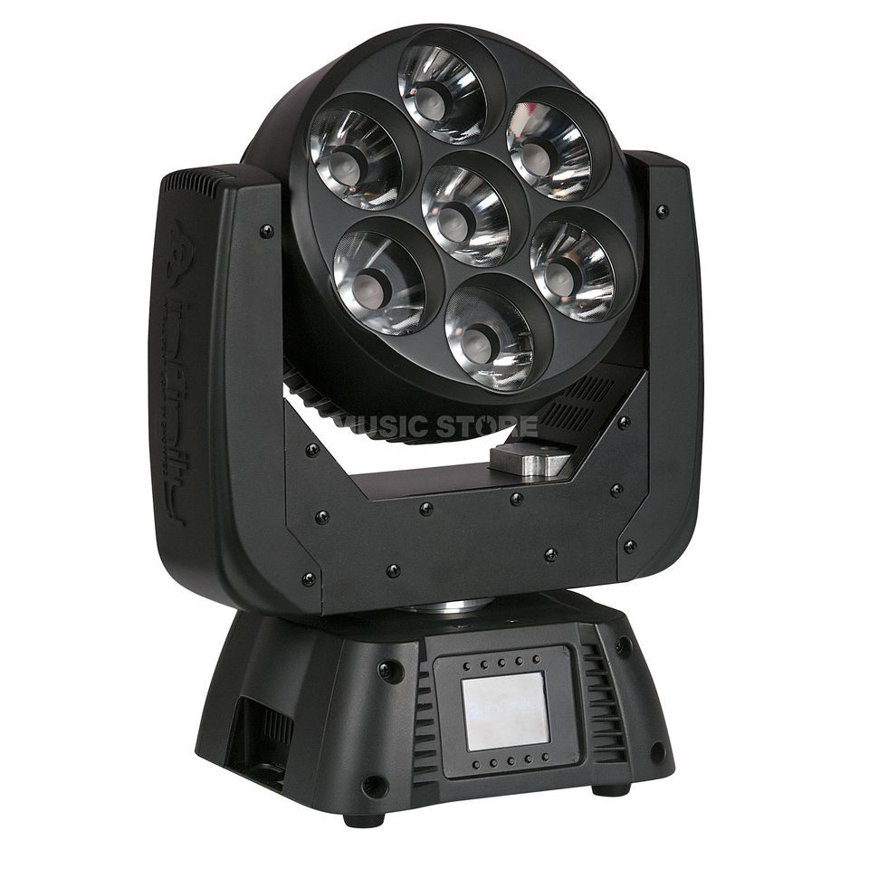 Showtec Infinity iB-715 7x 15W RGBW 4in1 LED Produktbillede