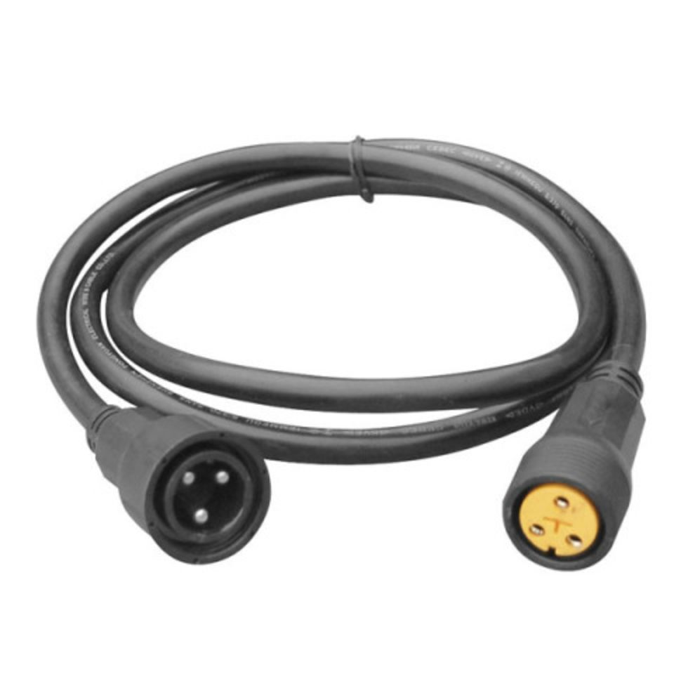 Showtec IP67 Power Extensioncable 1,5m  Productafbeelding