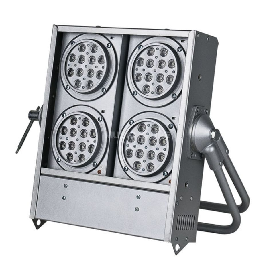 Showtec LED Power Blinder 4 DMX polish 48x1W LEDs Produktbillede