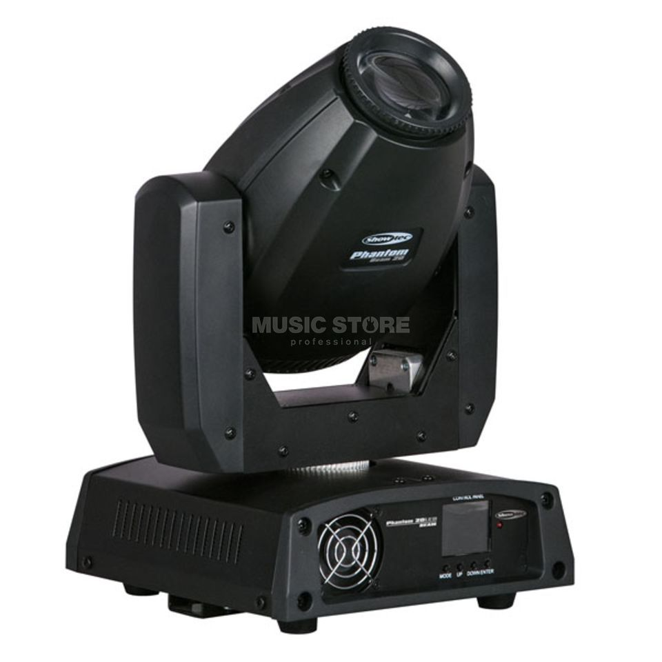 Showtec Phantom 20 LED Beam 20W Beam Moving Head Produktbillede