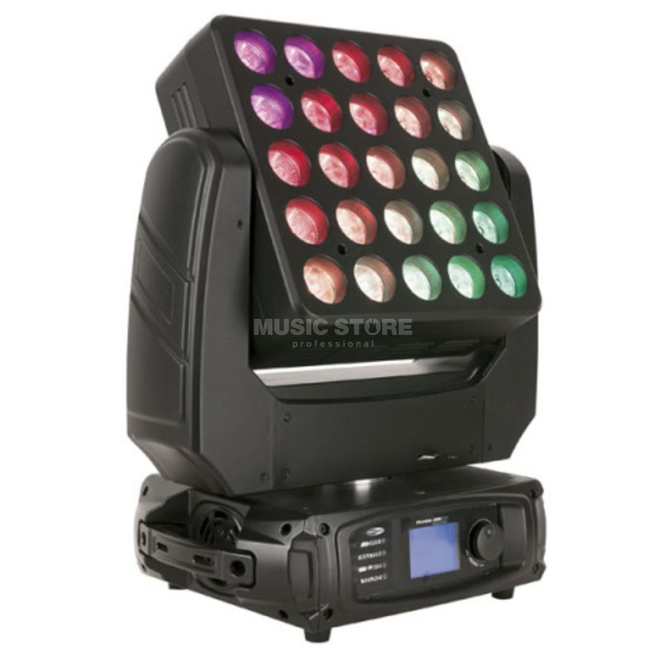 Showtec Phantom 300 LED Matrix 25x 10 W RGBW Product Image