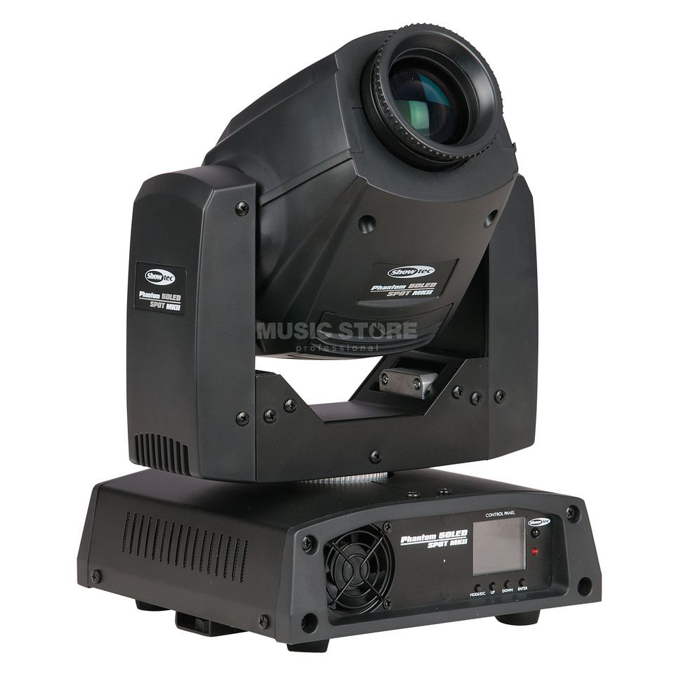 Showtec Phantom 50 LED MK2 LED Moving Head Produktbild
