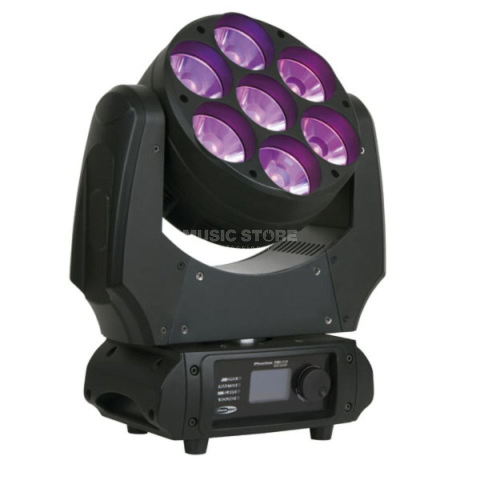 Showtec Phantom 70 LED Beam 7x10W RGBW, 5°, IFS Productafbeelding