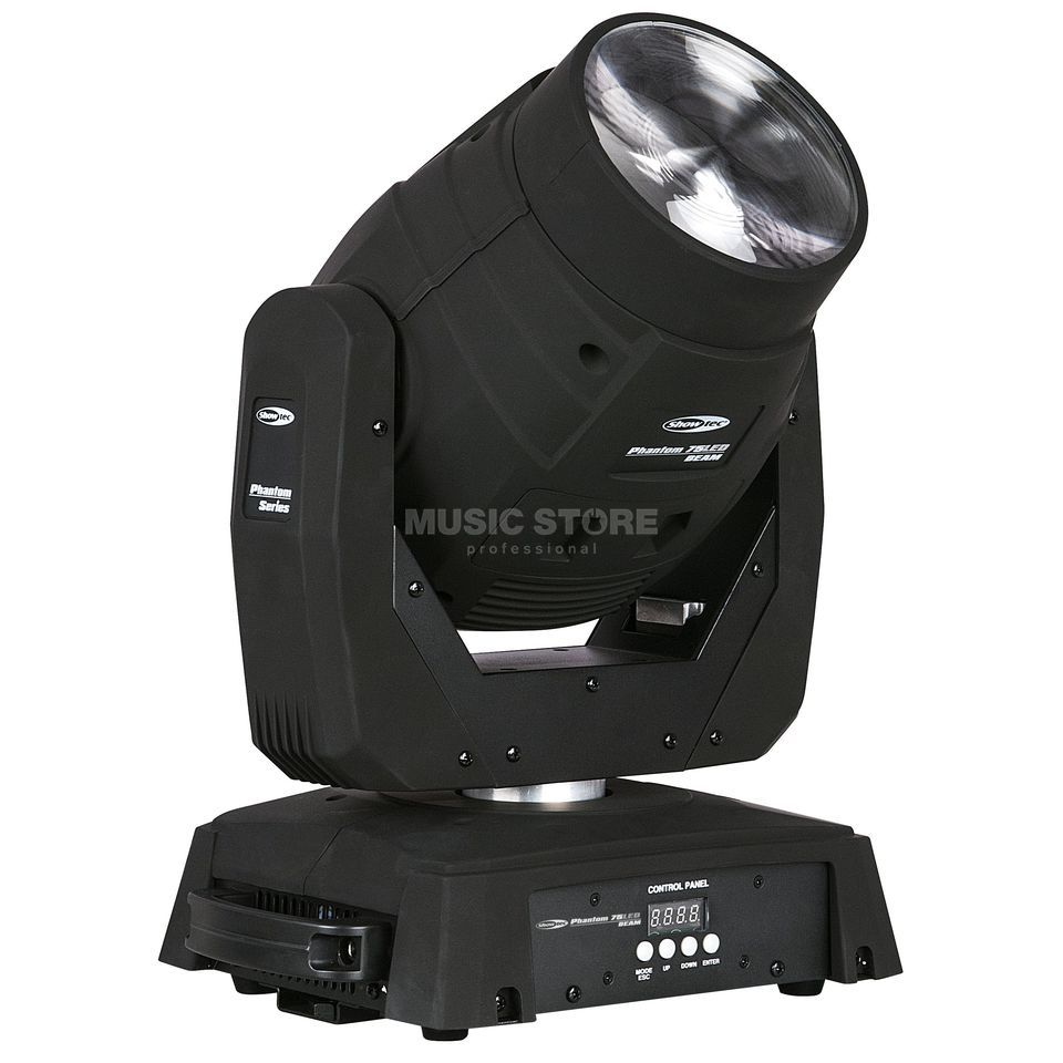 Showtec Phantom 75 LED BEAM Moving Head Produktbillede