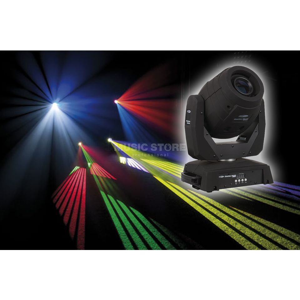 Showtec Phantom 75 LED Spot Moving Head Produktbild