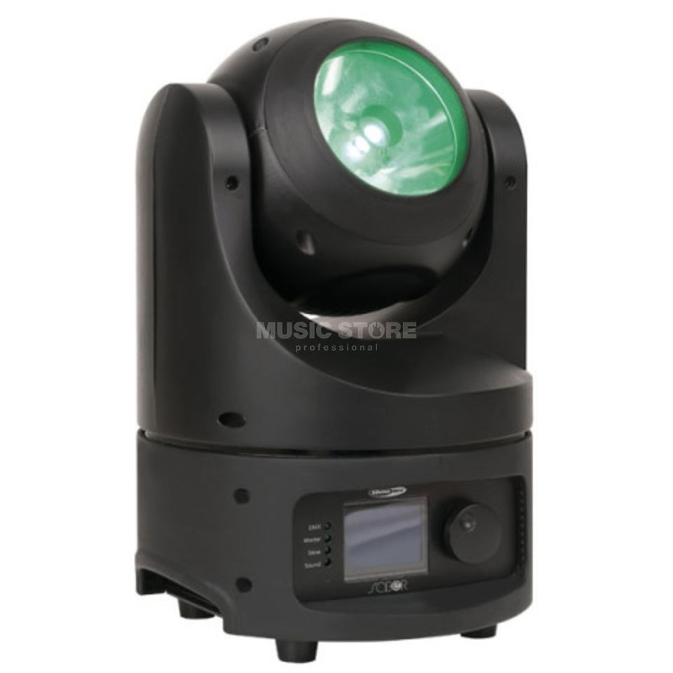 Showtec Saber 60W RGBW Moving Head Product Image
