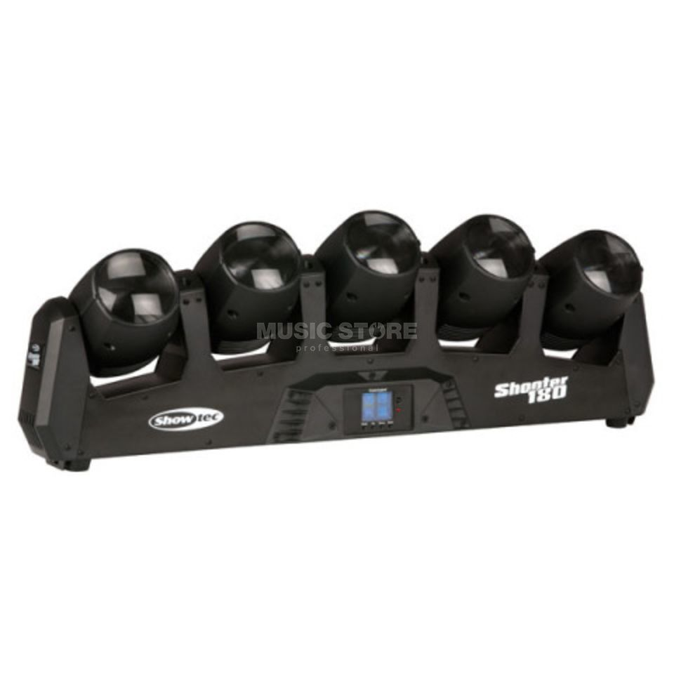 Showtec Shooter 180 Moving Head Produktbillede