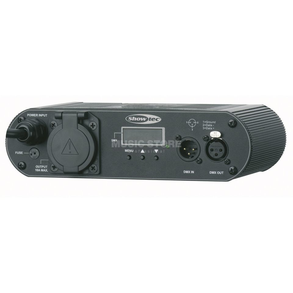 Showtec Single 3 One Channel DMX-Dimmer, 10A Produktbild
