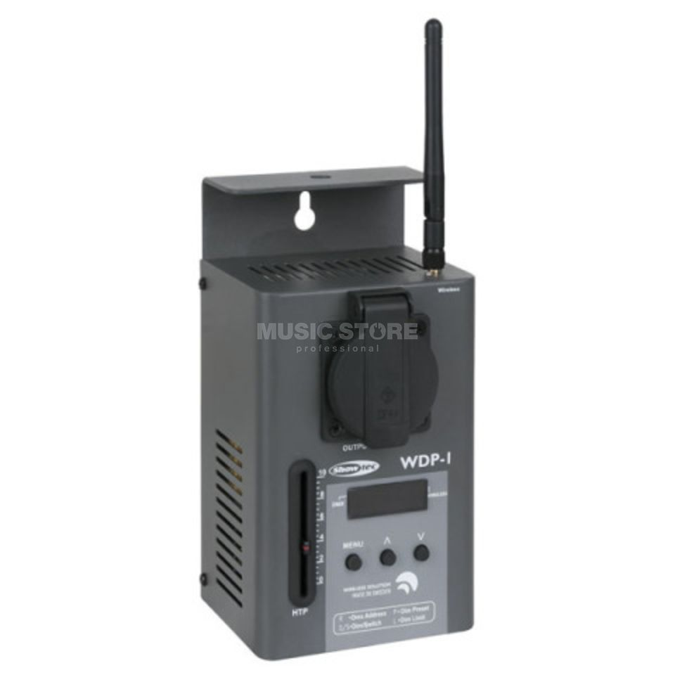 Showtec Single WDP-1 Wireless Dimming Pack Produktbillede