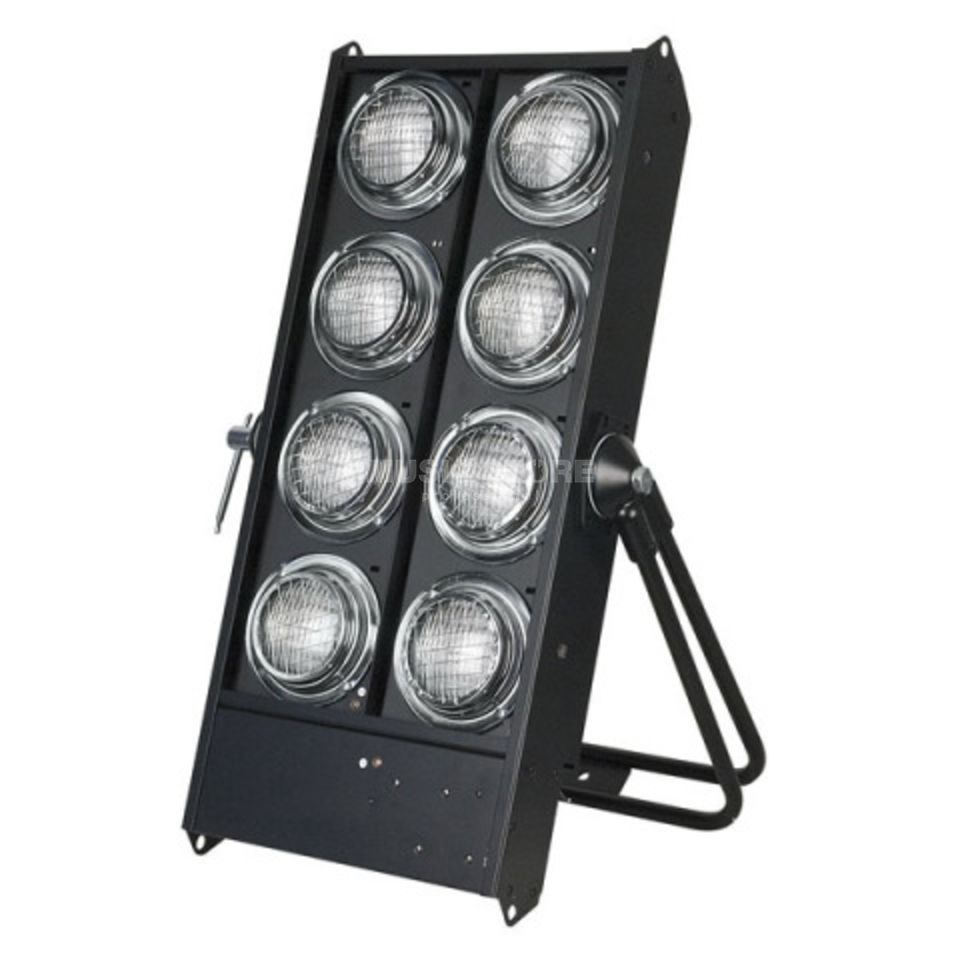 Showtec Stage Blinder 8 DMX Black  Produktbild