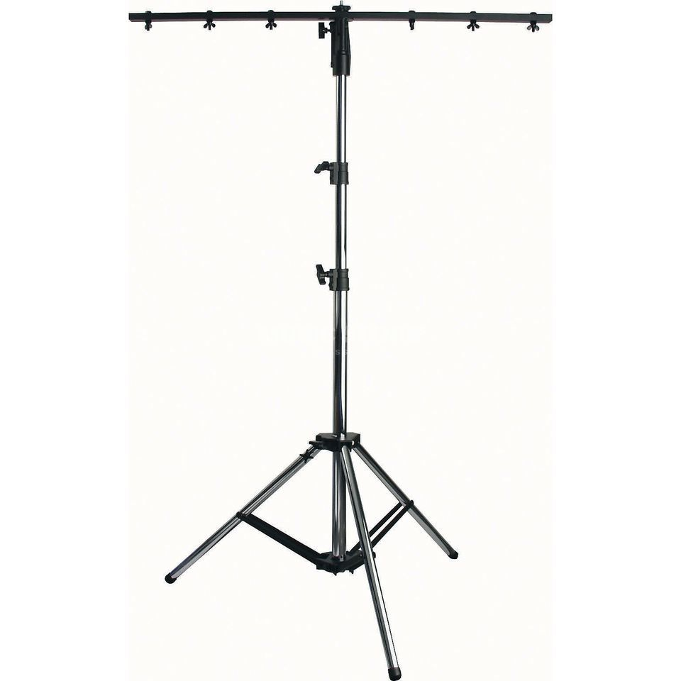 Showtec Tripod Stand Steel with TV Recording Produktbillede