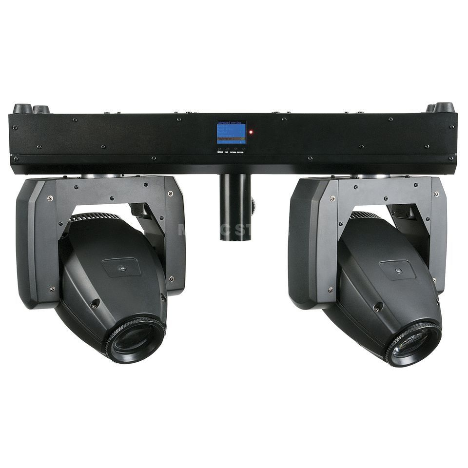 Showtec XS-2 2 x 10W Moving Beam Effekt Produktbillede