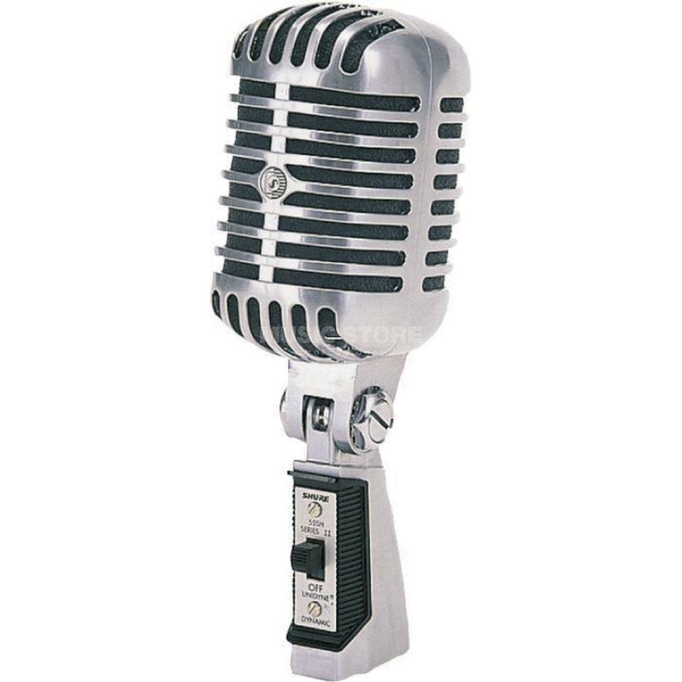 shure 55 sh dynamic microphone. Black Bedroom Furniture Sets. Home Design Ideas