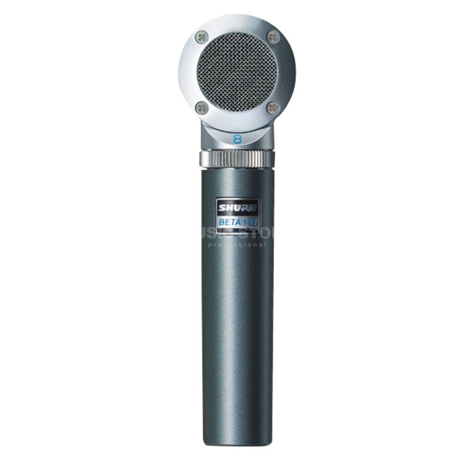 Shure Beta 181-O, small-membrane Microphone Produktbillede
