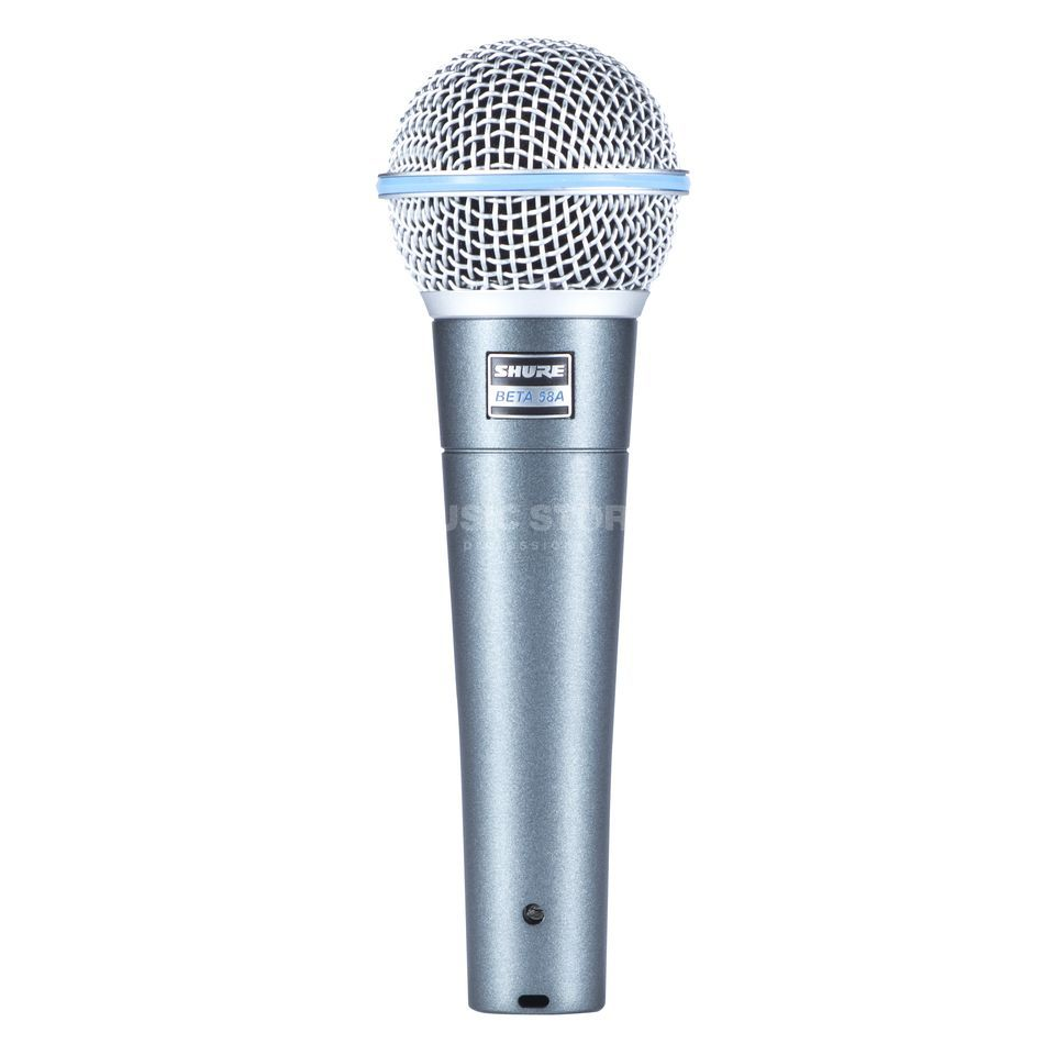 Shure Beta 58 A dynamic Microphone Product Image
