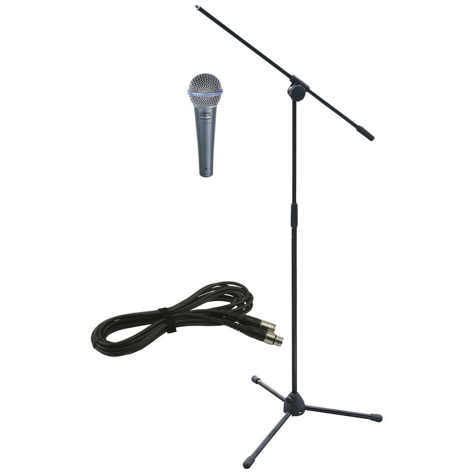 Shure Beta58A Basic 1 - Set Produktbild