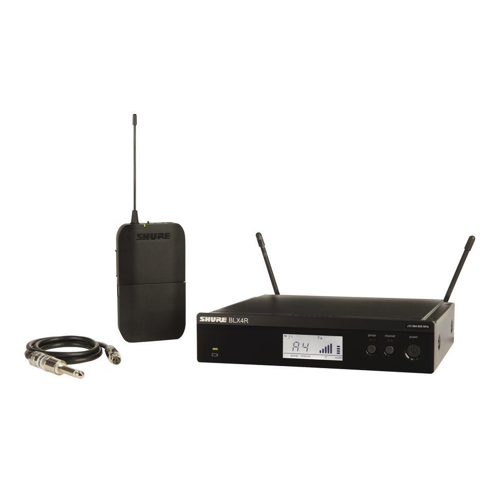 Shure BLX14RE S8, 823-832MHz Wireless Instrument System Produktbillede