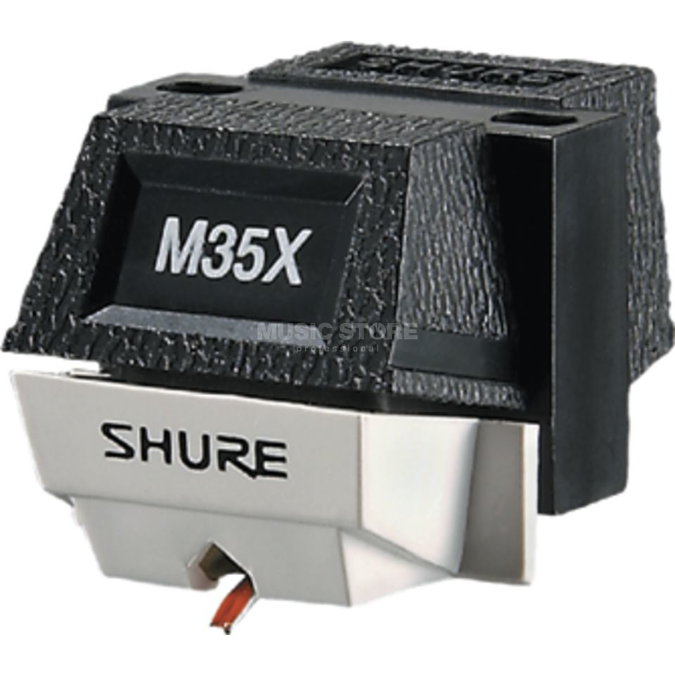 Shure M35X / DJ Needle System low Basses, clear Sound Product Image