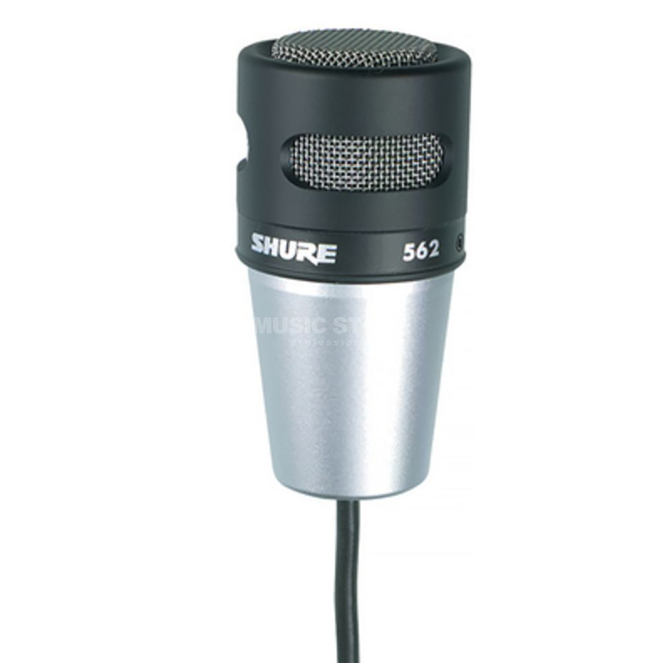 "Shure Model 562 Noise-canceling dynamic ""Close-Talk"" Mic Product Image"