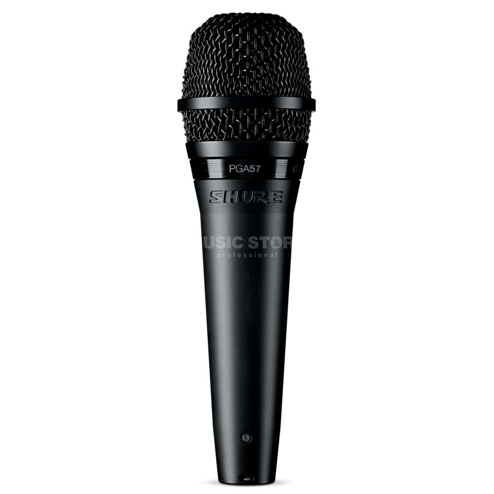 Shure PGA57-XLR Instrument Microphone with Cable Produktbillede