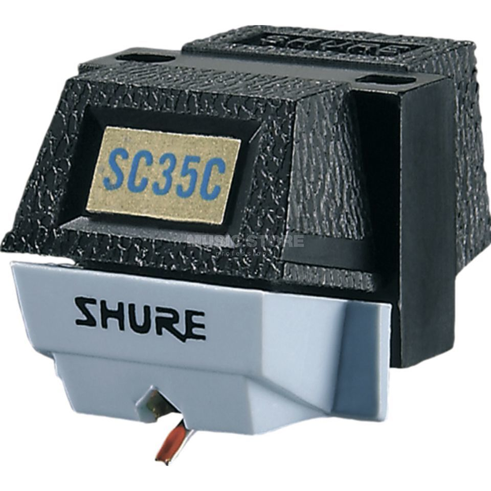 Shure SC35C / Standard DJ System V1.0 on V1.1, for PC & MAC Produktbillede
