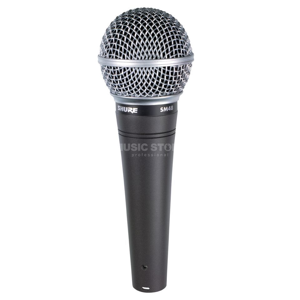 Shure SM48S-LC Microphone dynamic, switch Product Image