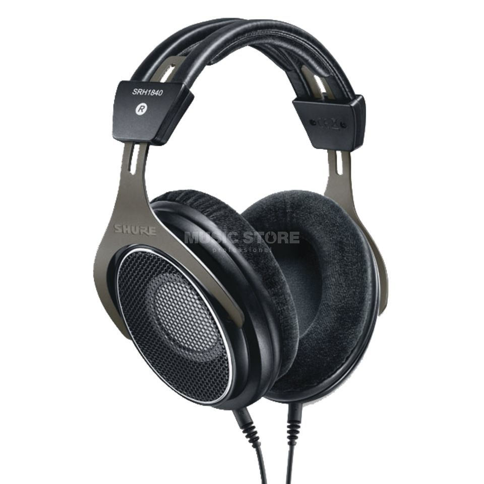 Shure SRH1840 Professional Headphones Product Image