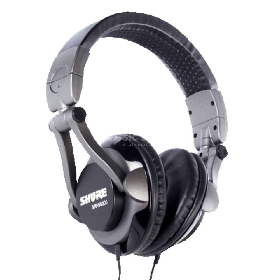 Shure SRH550DJ Professional DJ Headphones 2b3106a66e6c