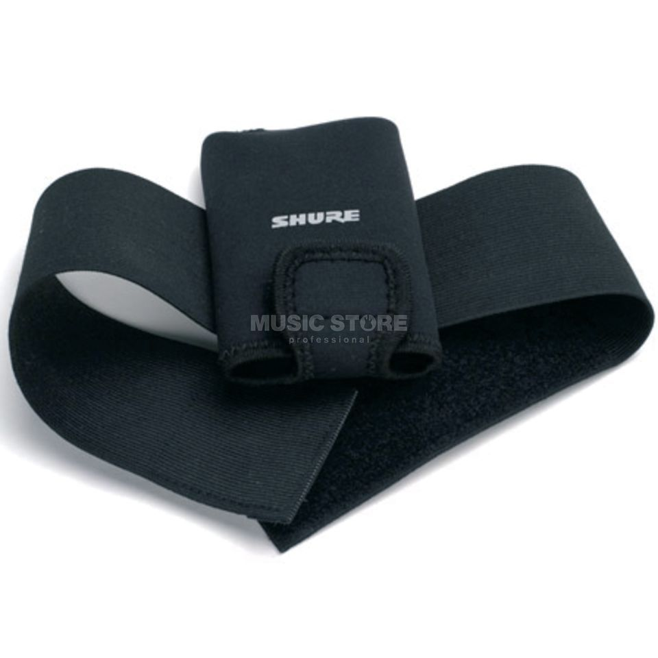 Shure WA580 white Belt Pouch for Pocket Transmitter Produktbillede