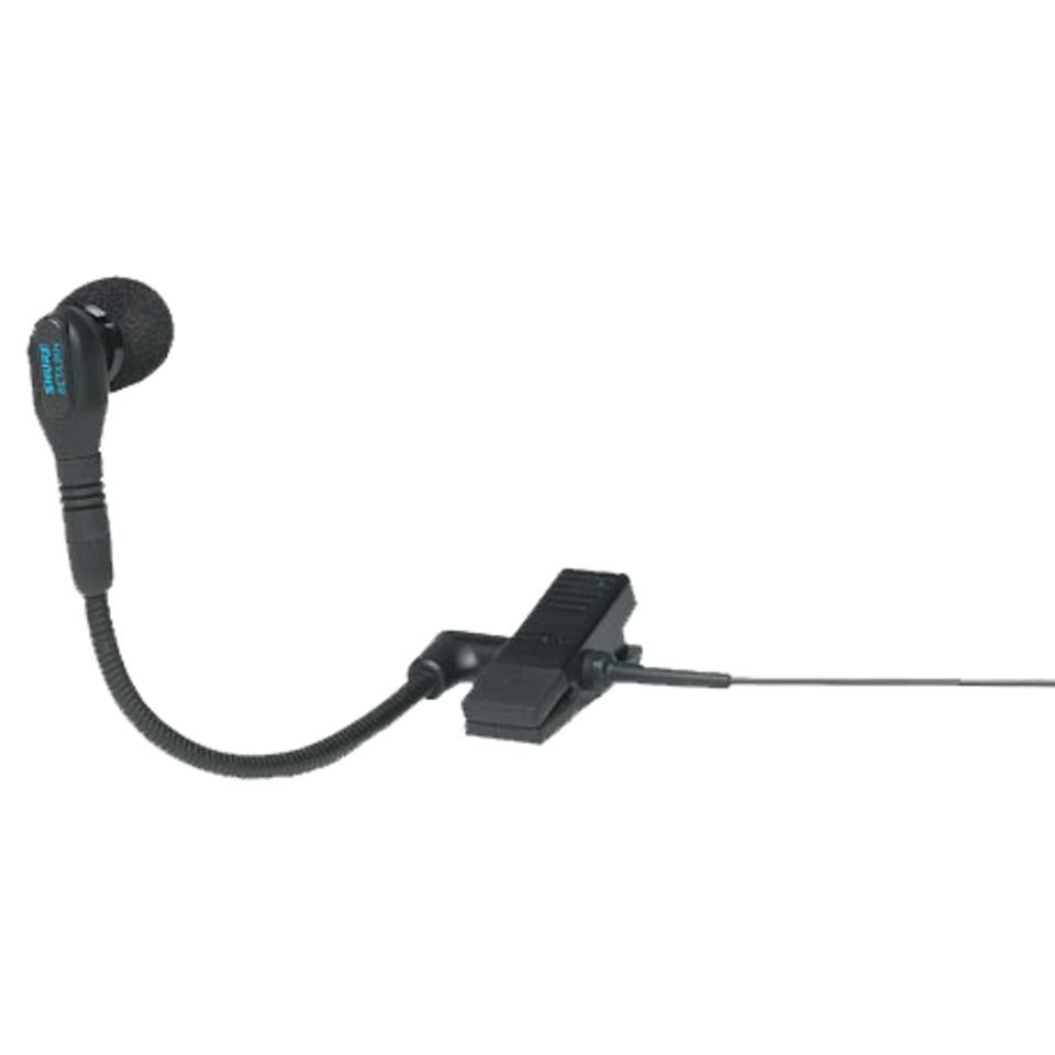 Shure WB98 H/C clamp-Micro Mic condenser Produktbillede