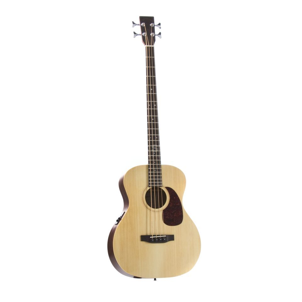Sigma Guitars BME Acoustic Bass Natural Produktbillede