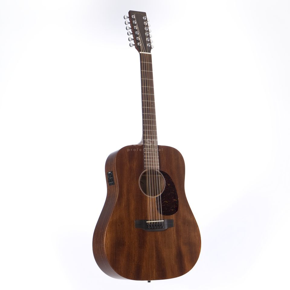 Sigma Guitars DM12-15E Natural Produktbillede